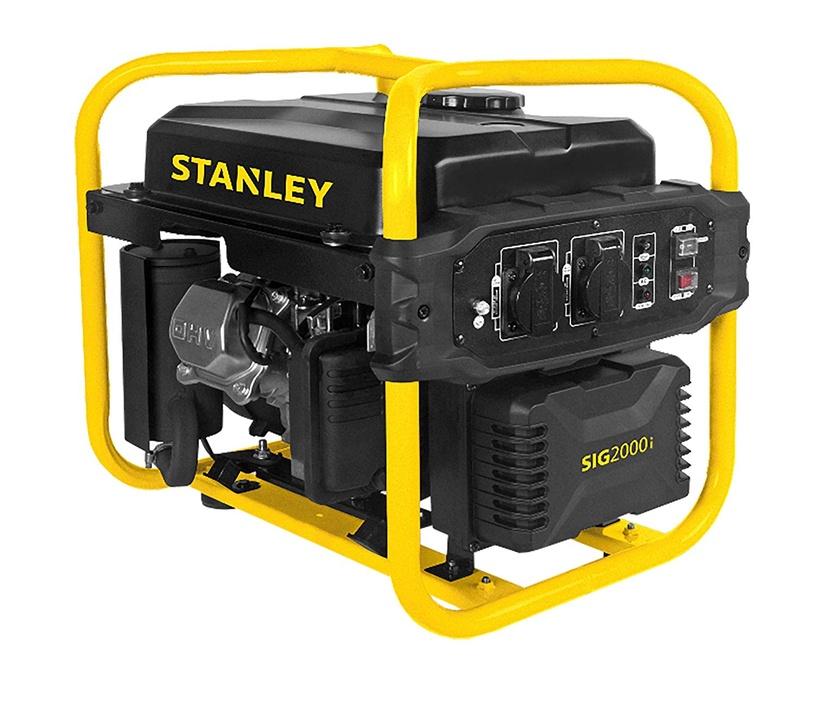 Stanley Sig 2000-1 Inverter Generator 1.8KW