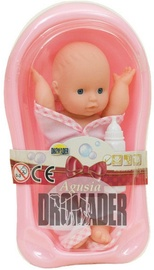 Dromader Agusia Baby Doll in Bath ZD-3831