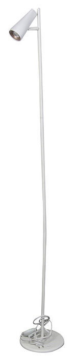 Verners Lorry Floor Lamp 4.5W LED White