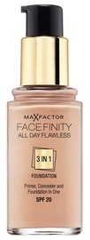 Max Factor Face Finity All Day Flawless 3in1 Foundation 30ml 63