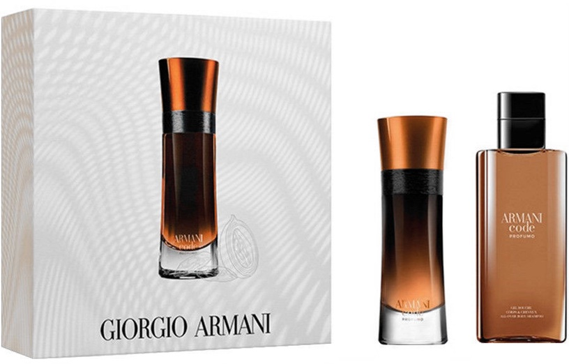 Giorgio Armani Code Profumo 110ml EDP + 200ml Shower Gel
