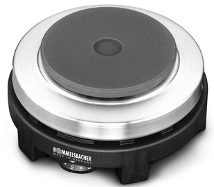 Rommelsbacher Electrical Hot Plate RK 501 Inox/Black