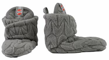 Lodger Baby Slippers Empire Sharkskin 6-12m