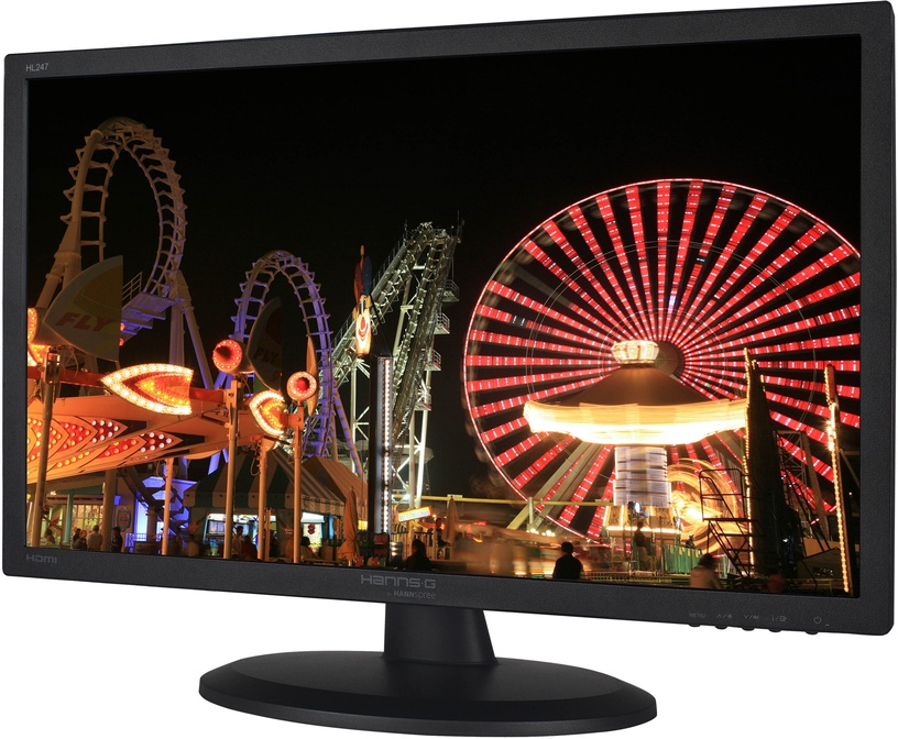 Monitorius Hannspree HL247 HGB