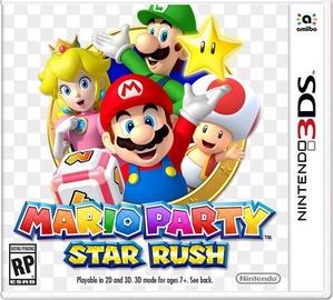 Игра Mario Party: Star Rush 3DS