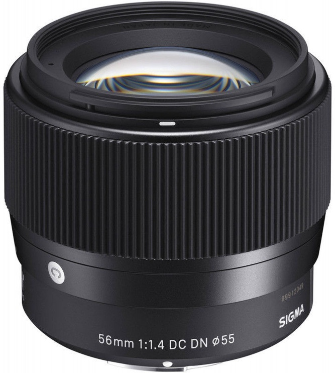 Sigma 56mm f/1.4 DC DN Contemporary For Micro Four Thirds