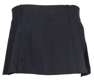 Bars Womens Tennis Skirt Black 16 128cm