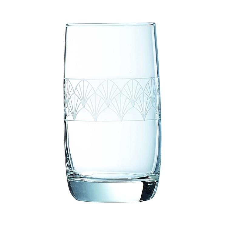 Joogiklaas Luminarc Paradisio Q2672, 0.35 l, 4 tk