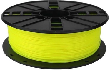 Gembird 3DP-PLA 1.75mm 1kg 330m Fluorescent Yellow