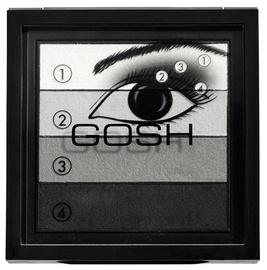 Akių šešėliai Gosh Smokey Eyes Palette 01, 8 g