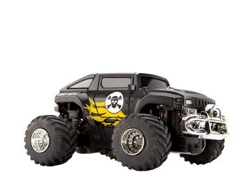 Radijo bangomis valdomas Revell Control Mini Truck CM191 Black