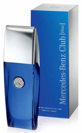 Tualetes ūdens Mercedes Benz Club Blue 50ml EDT