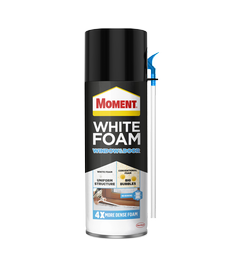 PUTAS MOMENT WHITEFOAM WINDOW/DOOR 400ML