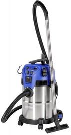 Nilfisk Multi II 30 T VSC Vacuum Cleaner Inox/Blue