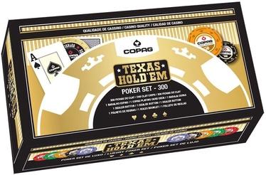 Stalo žaidimas Cartamundi Texas Holdem, EN