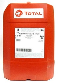 Total Rubia Polytrafic 10W40 Engine Oil 20L