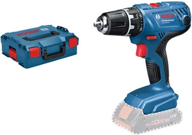 Bosch GSR 18V-21 Cordless Drill + L-Boxx without Battery