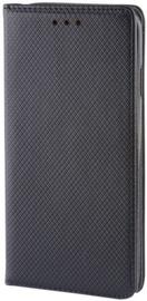 Forever Smart Magnetic Fix Book Case For Samsung Galaxy J6 J600F Black