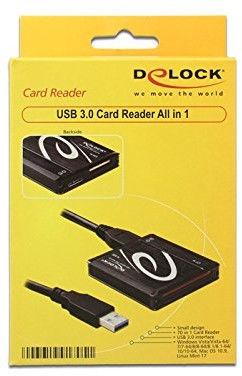 Delock USB 3.0 Card Reader All In 1