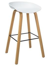 Baro kėdė Signal Meble Sting White, 1 vnt.