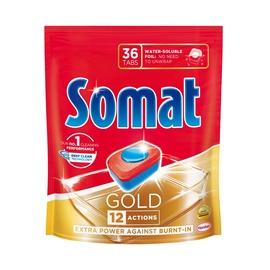 Indaplovių tabletės Somat Gold, 36 vnt.
