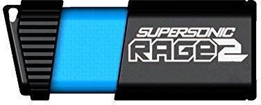 Patriot 256GB Supersonic Rage 2 USB 3.1 Gen1