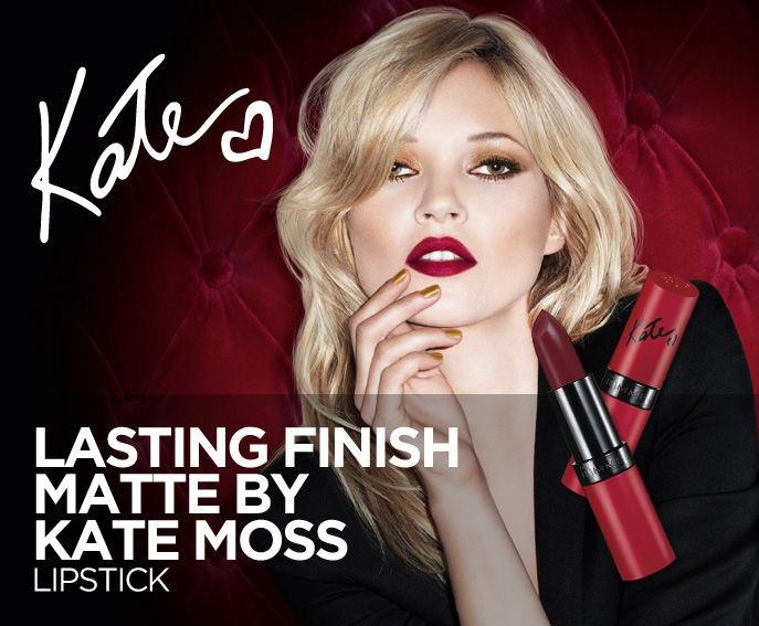 Lūpų dažai Rimmel London Lasting Finish By Kate Matte 111, 4 g