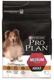 Sausas ėdalas šunims Pro Plan Adult Medium, 3 kg