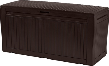 Keter Samoa Rattan Storage Box 270l Brown