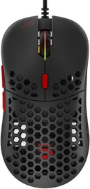 SPC Gear LIX Plus Optical Gaming Mouse Black