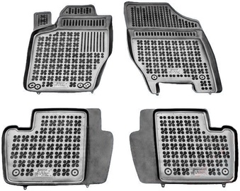 REZAW-PLAST Citroen C4 II 2011 with Fire Extinguisher Rubber Floor Mats