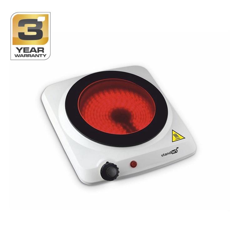Elektrinė infraraudonųjų spindulių viryklė HD6101A STANDART