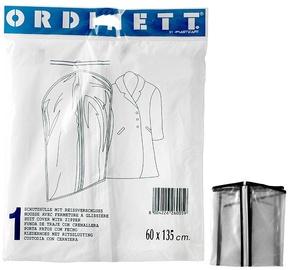Ordinett Clothing Bag 60x135cm Transparent