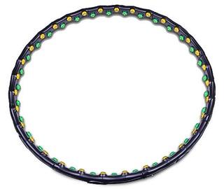 Hertz Semper 1 Magnetic Hula Hoop 98cm Black