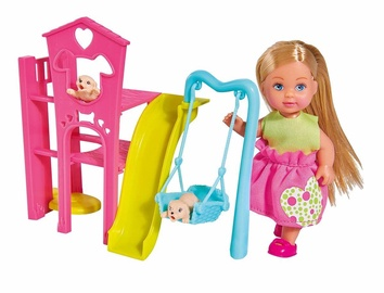 Simba Evi Love Doll Dog Park Set 105733074