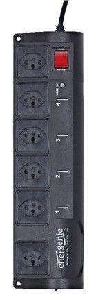EnerGenie EG-PMS2-LAN Programmable Surge Protector Swiss Socket