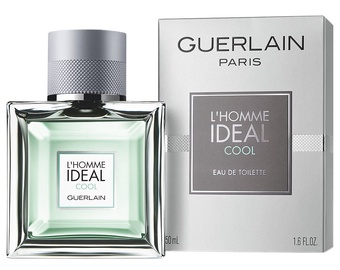 Tualetes ūdens Guerlain L'homme Ideal Cool, 50 ml EDT