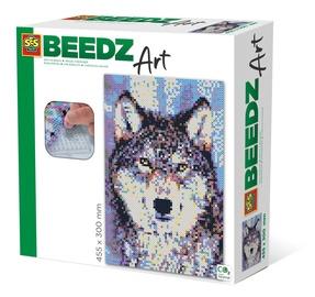 SES Creative Beedz Art Wolf