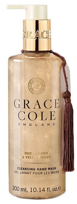 Grace Cole Hand Wash 300ml Oud Accord & Velvet Musk