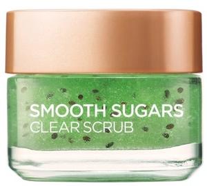 L´Oreal Paris Smooth Sugars Clear Scrub 50ml