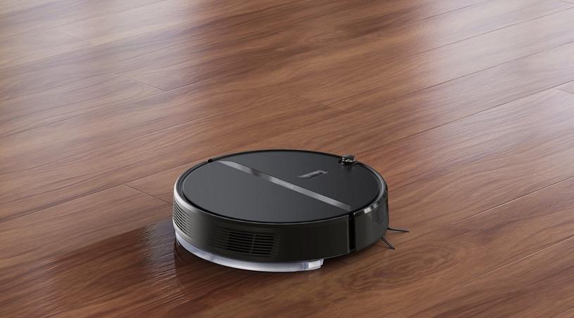 Робот-пылесос Roborock E4 Black