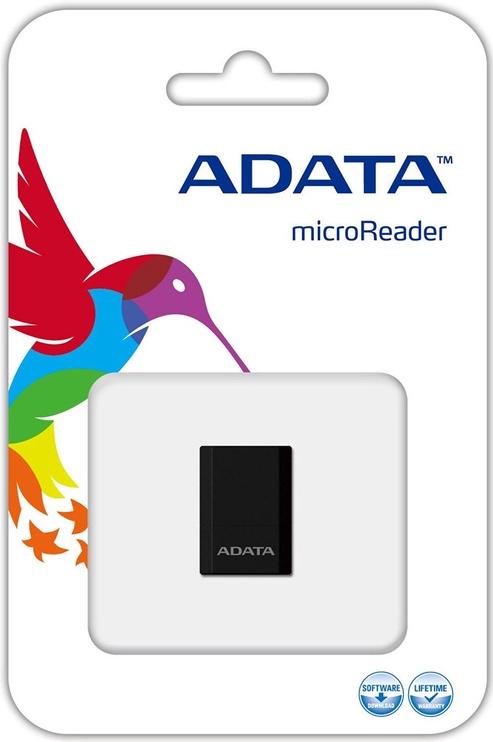 Adata V3 MicroReader Black with Blue LED