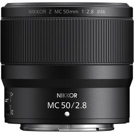 Objektīvs Nikon Nikkor Z MC 50mm f/2.8, 260 g