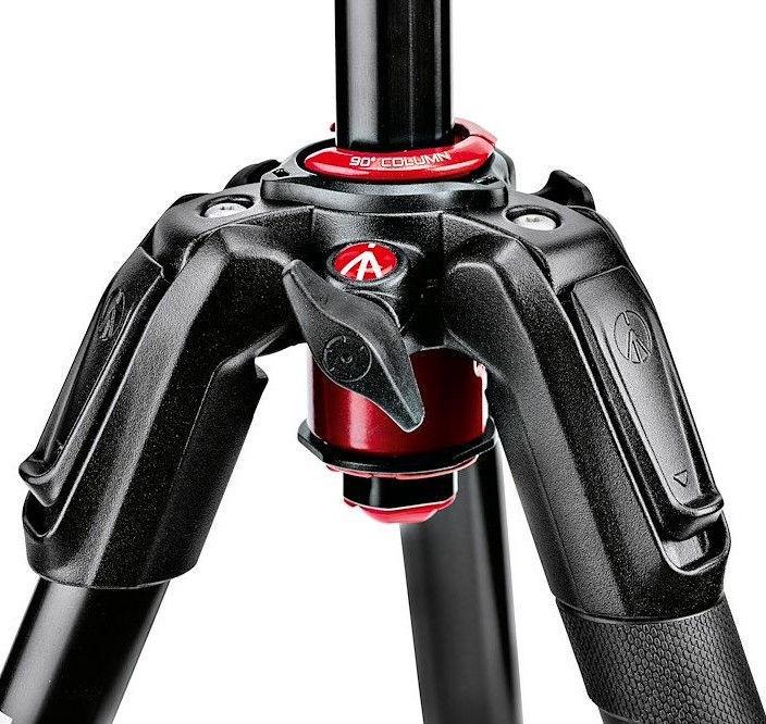 Manfrotto 190go! MS Aluminum Tripod Kit MK190GOA4-3WX