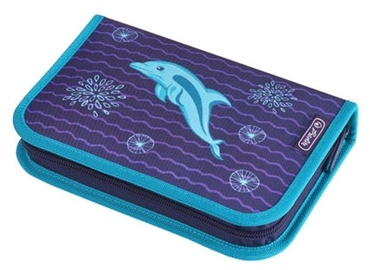 Herlitz Pencil Case 31 Pieces Dolphin