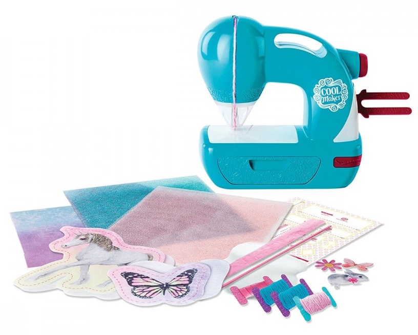 Spin Master Cool Maker Sew N'Style Machine Kit 2017 6037849