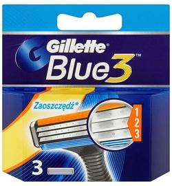Gillette Blue3 Cartridges 3pcs
