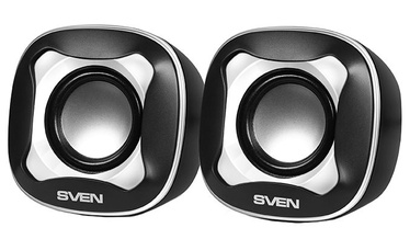 Sven 170 2.0 Speakers Black/White