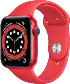 Nutikell Apple Watch Series 6 GPS 44mm LTE ATAPPZASS6M09C3, punane