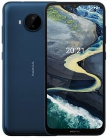 Мобильный телефон Nokia C20, синий, 2GB/32GB